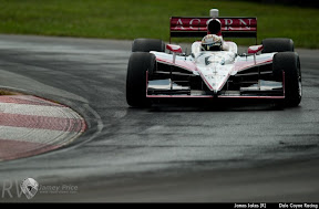 James Jakes (R)Dale Coyne Racing