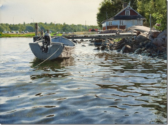 Peters Båt-Stanislaw-Zoladz-ENKAUSTIKOS