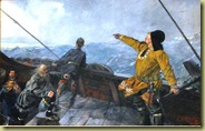 2012-02-17 NG Leif Erikson discovers Amerika painted by Cjristian Krohg.