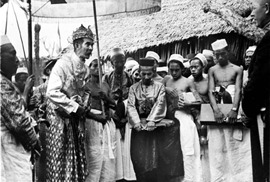 Raja Gowa I Mangimangi Daeng Matutu Karaeng Bonto Nompo Sultan Muhammad Tahur Muhibuddin Tuminanga ri Sungguminasa (bertahta 1936-1946)
