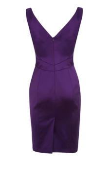 karen_millen_folded_stretch_shift_dress_purple_2