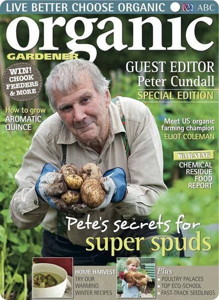 ABC Organic Gardener Cover