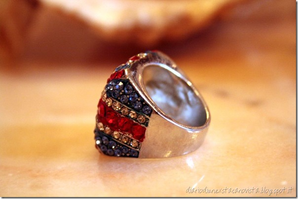 anello oaspa union jack retro