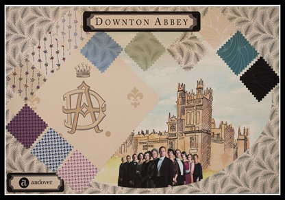 Downton Mood Boards - Non-Character
