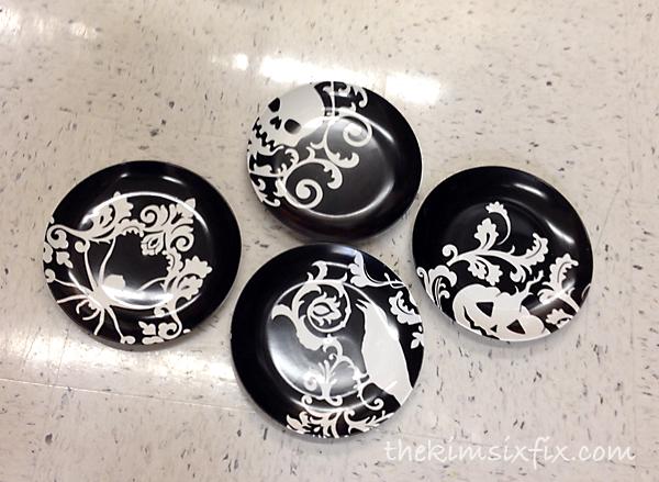 Hobby lobby halloween plates