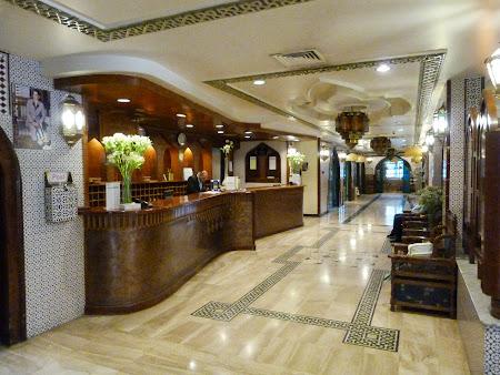 Cazare Iordania: Hotel Toledo Amman