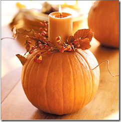 Pumpkin Candle - BHG.