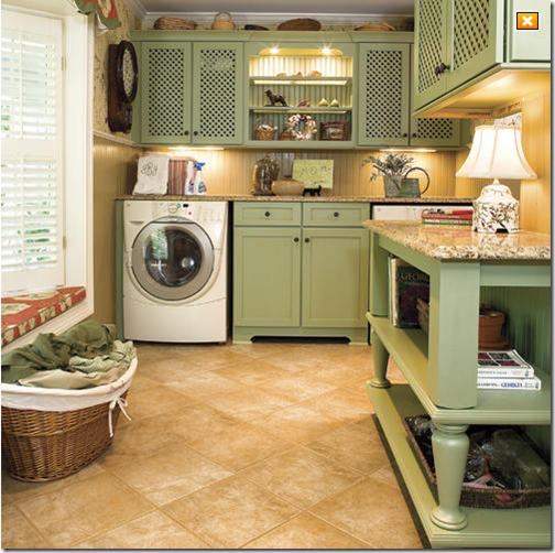 laundry-green-cabinets