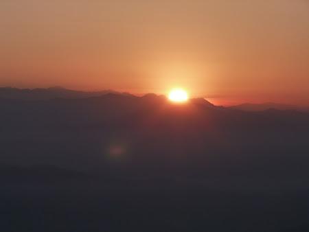 Rasare soarele pe Himalaya