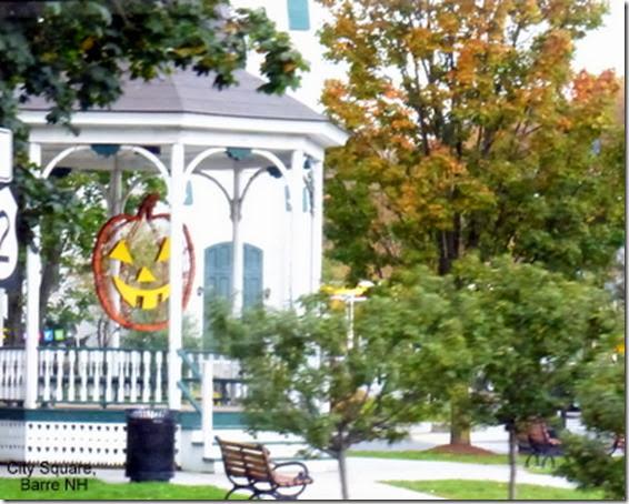 City Square, Barre NH