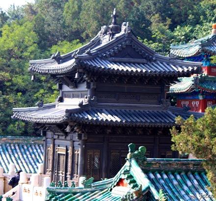 baoyun bronze pavilion
