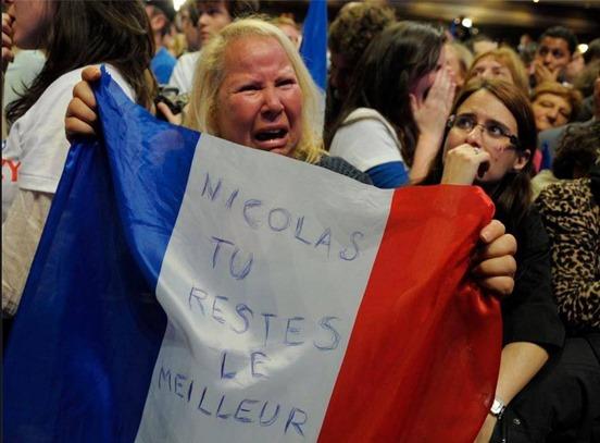 Sarkozy lo melhor d'entrenosautres