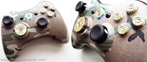 controle de x box personalizado municao projeteis bala arma desbaratinando (7)