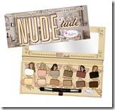 TheBalm Nude Naughty Eyeshadow Palette