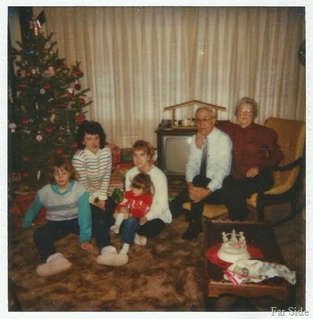 Christmas 1985  two