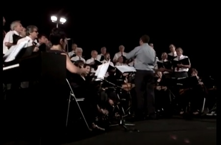Video από τη συναυλία της Χορωδίας Αργοστολίου