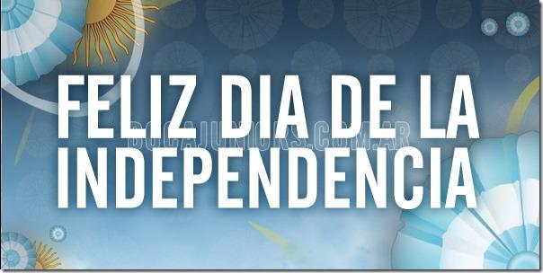 INDEPENDENCIA ARGENTINA POSTALES (7)