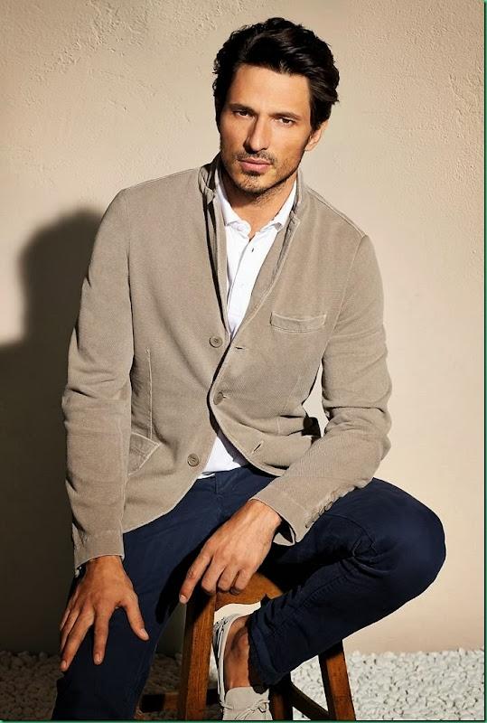 Andres Velencoso for Falconieri Spring Summer 2014