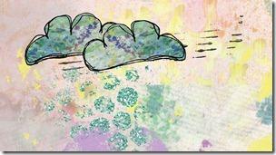 dettaglio nuvolette
