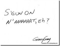 Greasy Gary