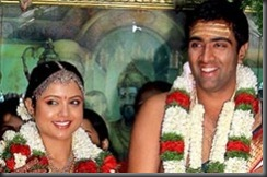 ashwin marriage