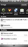 Nuova thc sense ui - nuovo menu delle notifiche con dockbar applicazioni aperte