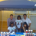 Miami- Little Haiti Farmers Market- 3/7/2012 with FIU Medical Students