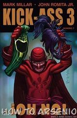 P00007 - Kick-Ass 3 #7