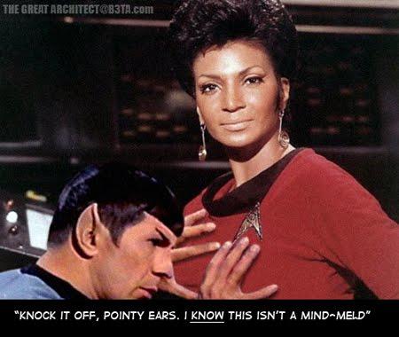 Spock grope