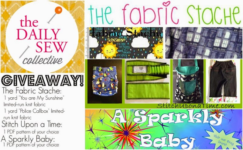 november daily sew giveaway
