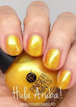 FingerPaints Hula Aruba!