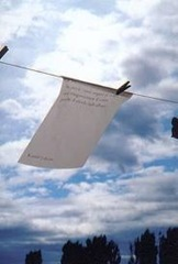 parole al vento