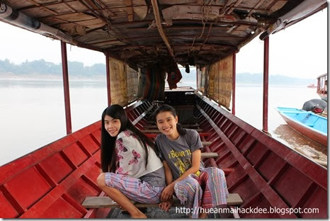 เรือคุณตาเฮือนไม้แฮกดีเชียงคาน
