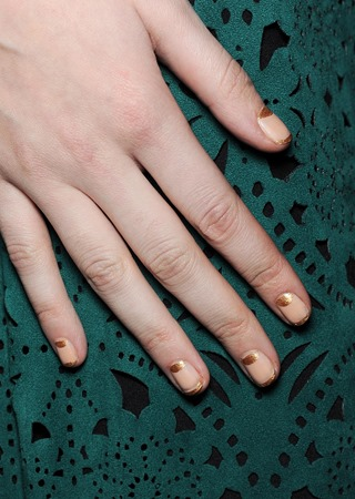 butter LONDON for Dannijo #NYFW