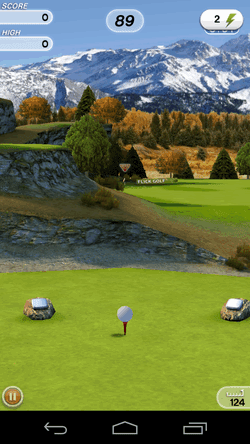Flick Golf! Free-04