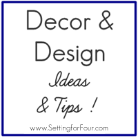 Best Decor and Design Ideas and Tips from Setting for Four button