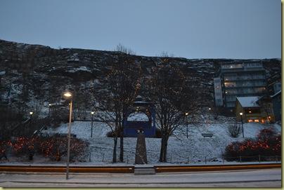 Hammerfest Central Park Lights