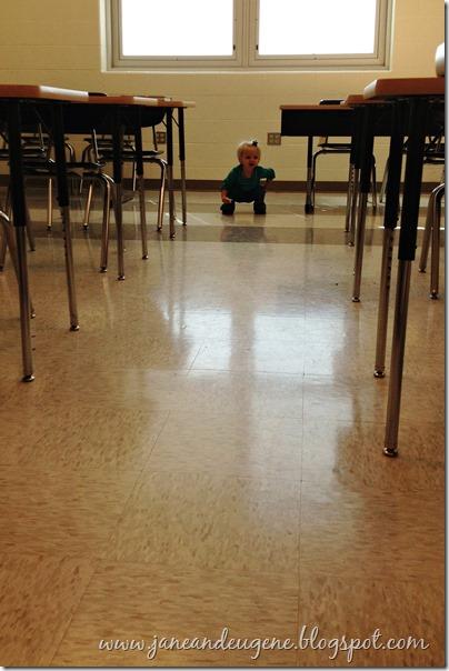 school visit2