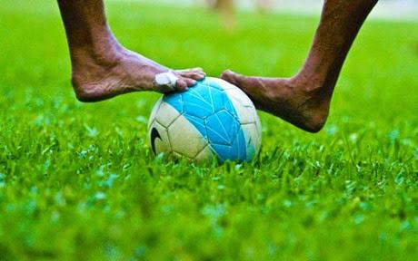 futebol de varzea