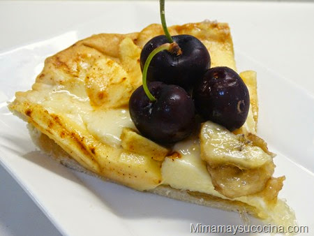 Tarta Manzana Receta