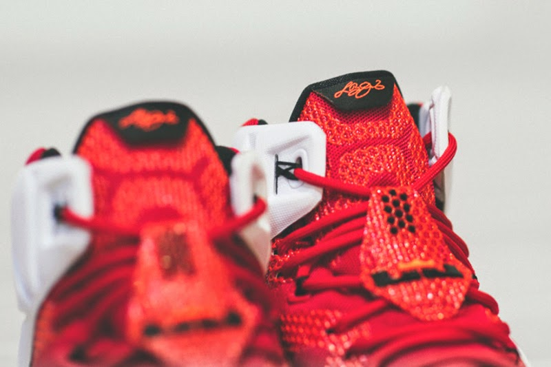 771af10c8a74 ... Release Reminer Nike LeBron 12 8220Heart of a Lion8221 FirstGame ...
