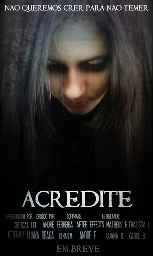 acredite poster