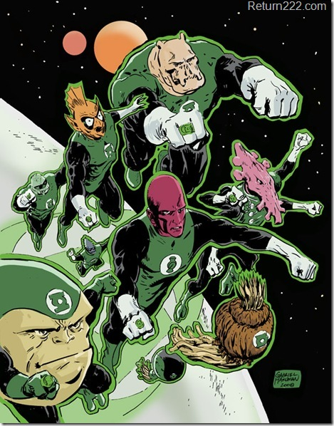 Green_Lantern_Corps_by_heathencomics