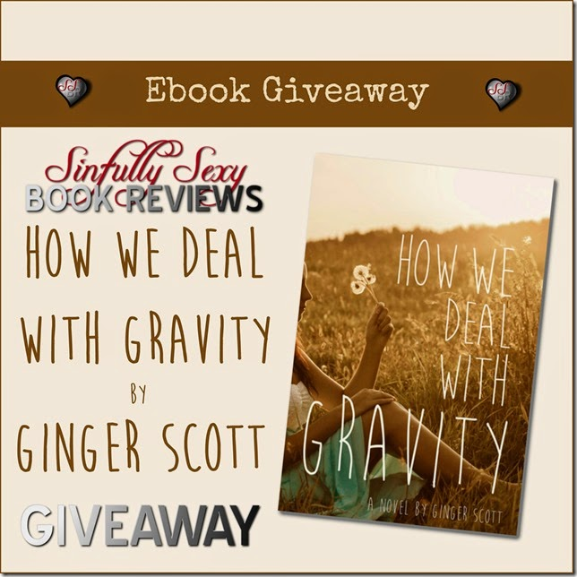 GINGER SCOTT GIVEAWAY