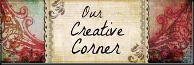 Our Creative Corner banner