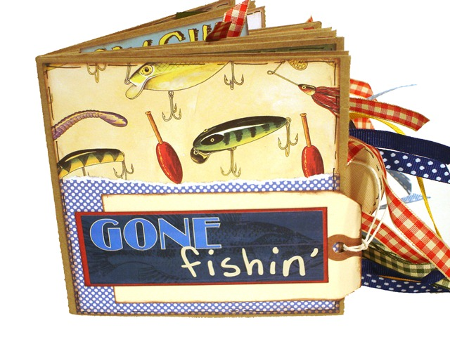 Fishing Scrapbook 1