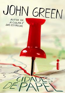 Cidades de Papel, por John Green