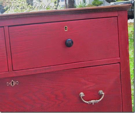 10 Oak dresser AFT 3