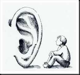 การฟังผู้ชายพูด
