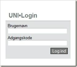 Uni-login